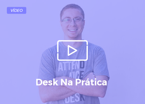 Desk Manager - Playlist do Youtube - Desk Na Prática com Rafael Teixeira